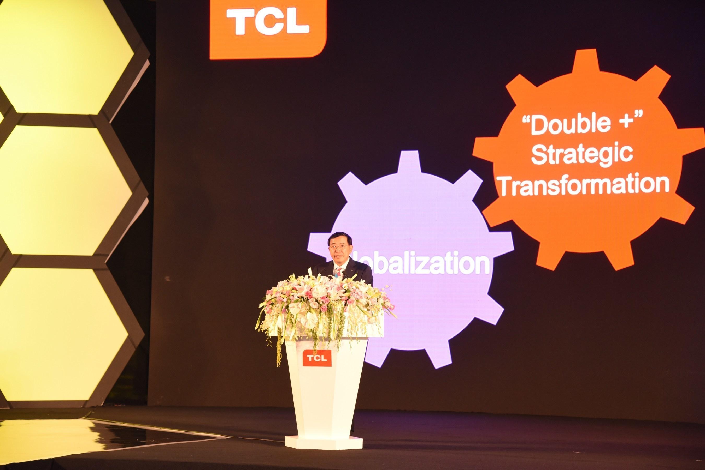 TCL na Global Partner Conference: Vytvorenie a zdokonaľovanie globálnej siete