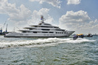 Oceanco Launches Y710