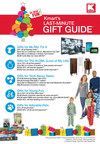 Kmart helps customers and Shop Your Way members complete their shopping lists with a last-minute gift guide perfect for everyone.
