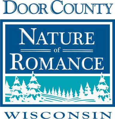 Door County Nature of Romance logo.  Photo credit: Door County Visitor Bureau.