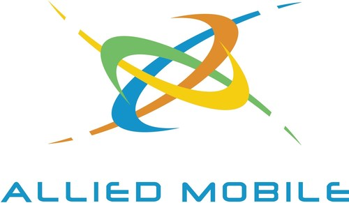 Allied Mobile Communications Logo (PRNewsFoto/Allied Mobile Communications)