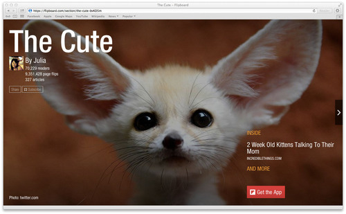 Flipboard Magazines Can Now Be Read On The Web