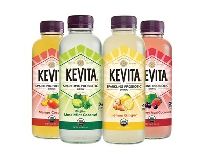Pepsico Announces Definitive Agreement To Acquire Kevita A Leader