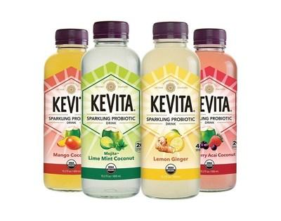 Pepsico Announces Definitive Agreement To Acquire Kevita A Leader