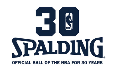 Spalding Celebrates 30th Anniversary as the Official Game Ball of the NBA