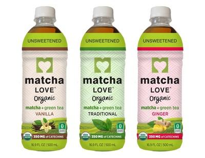 Matcha LOVE Awarded BEVNET Best of Year 2015 BEST TEA