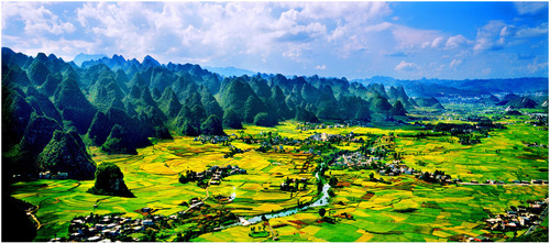 Fantastic and Gorgeous Guizhou in China
