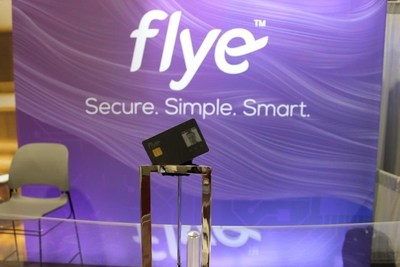 flye smart card at Money 2020