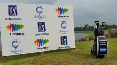 Indura Beach & Golf Resort is the site of the Honduras Open tournament of the PGA Tour Latinoamerica in Tela, Atlantida this week.