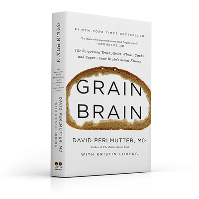 "Little, Brown and Company and Krupp Kommunications Announce #1 New York Times Bestseller, ""Grain Brain"" By Dr. David Perlmutter, M.D. Launching ""BrainChange,"" a National Public Television Station Special"