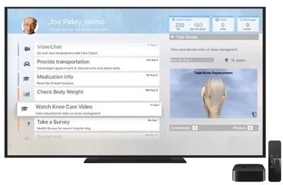 CareCliques - Care Management Apple TV App