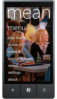 Paramount's Enhanced Movie Apps.  (PRNewsFoto/Paramount Digital Entertainment)