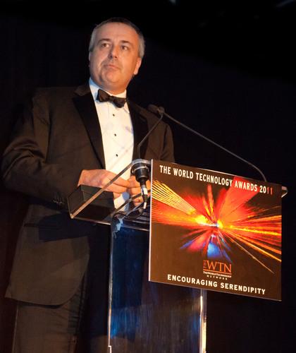 Natcore Technology's Barron Wins World Technology Award