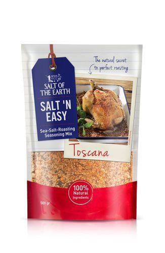 Salt-N-Easy - Successful launch in specialty salt category (PRNewsFoto/Salt of the Earth Ltd)