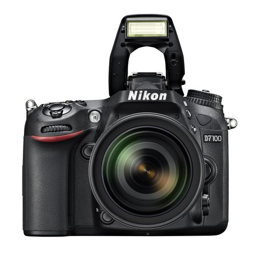 Nikon Releases the New DX-format D7100 Digital SLR Camera