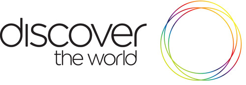 Discover the World's logo.  (PRNewsFoto/Discover the World Marketing)