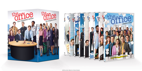 From Universal Studios Home Entertainment: The Office: The Complete Series. (PRNewsFoto/Universal Studios ...