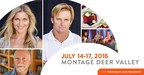 Laird Hamilton, Gabby Reece and J. Craig Venter, PhD, Among Headliners at Robb Report Health & Wellness Summit July 14-17, 2016 at The Montage Deer Valley