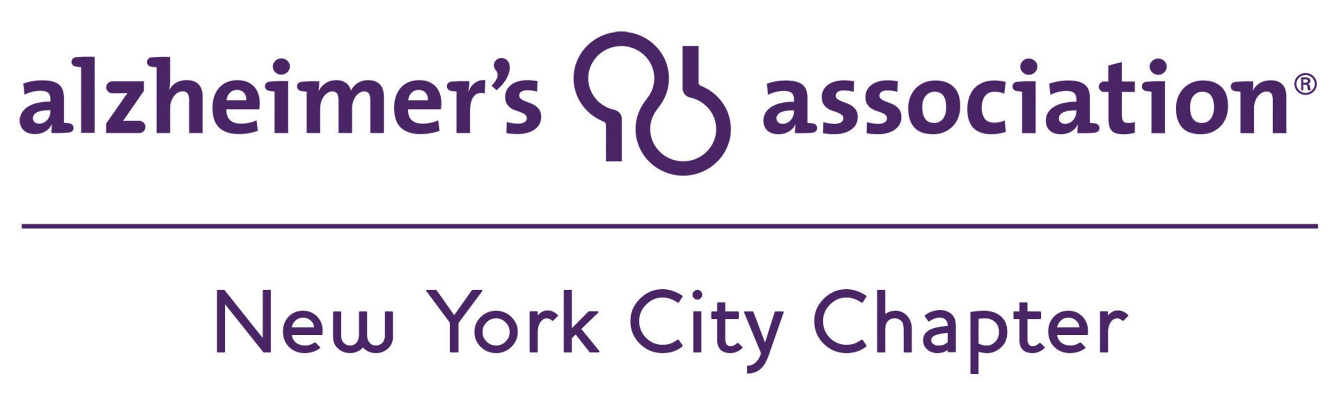 Alzheimer's Association : NYC Chapter Logo - http://www.alz.org/nyc/