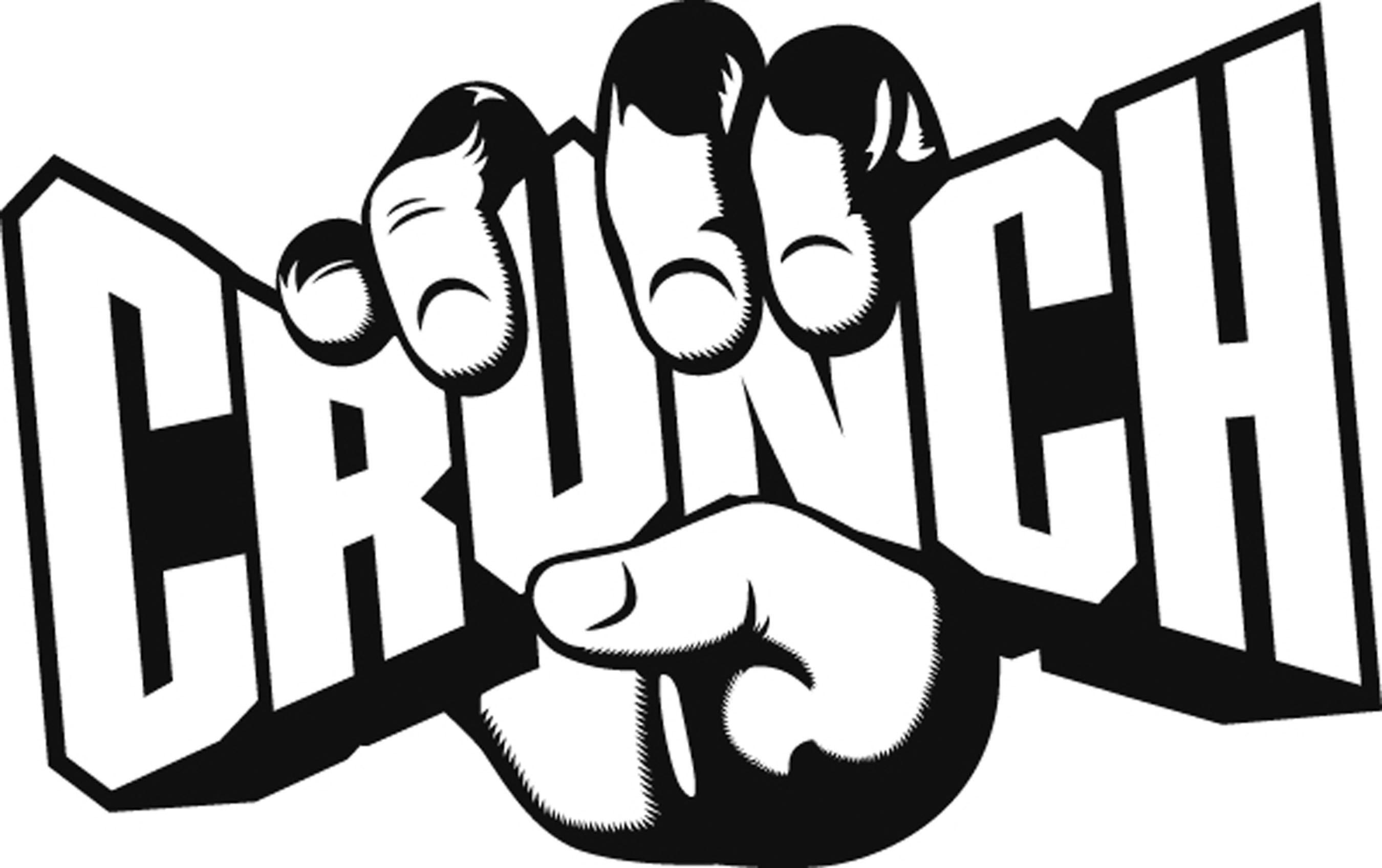 Crunch Fitness Logo.