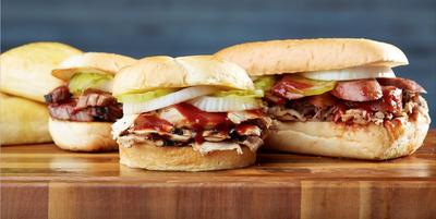 Dickey's Barbecue Pit is now slow smoking in Hillsboro, OR.