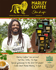 Marley Coffee Starts Brewing in Colorado with Special Appearance by Rohan Marley.  (PRNewsFoto/Marley Coffee)
