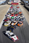 The world's largest gathering of Porsche race cars, drivers and fans moves forward two weeks