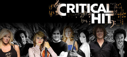 Critical Hit Poster.  (PRNewsFoto/Critical Hit)
