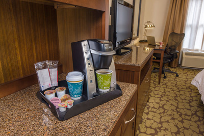 Hilton Garden Inn upgrades guest rooms with Keurig.  (PRNewsFoto/Hilton Garden Inn)