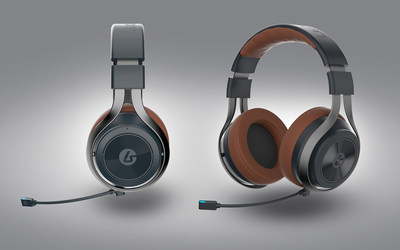 LS40 Wireless Surround Universal Gaming Headset
