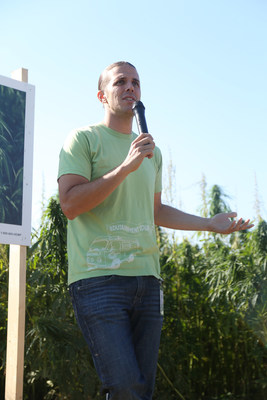 Mike Fata of Manitoba Harvest Hemp Foods will receive the Rising Star Organic Leadership Award.