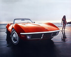 Hagerty announces favorite classic convertibles for Summer, among them the 1970 Chevrolet Corvette Convertible (Photo courtesy GM Media Archive).