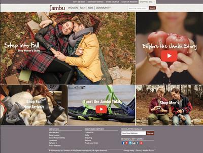 Jambu.com eCommerce store