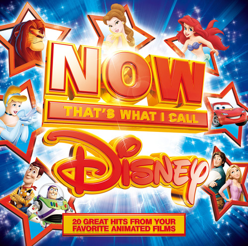 NOW That's What I Call Music! And Walt Disney Records Team For 'NOW That's What I Call Disney,' To