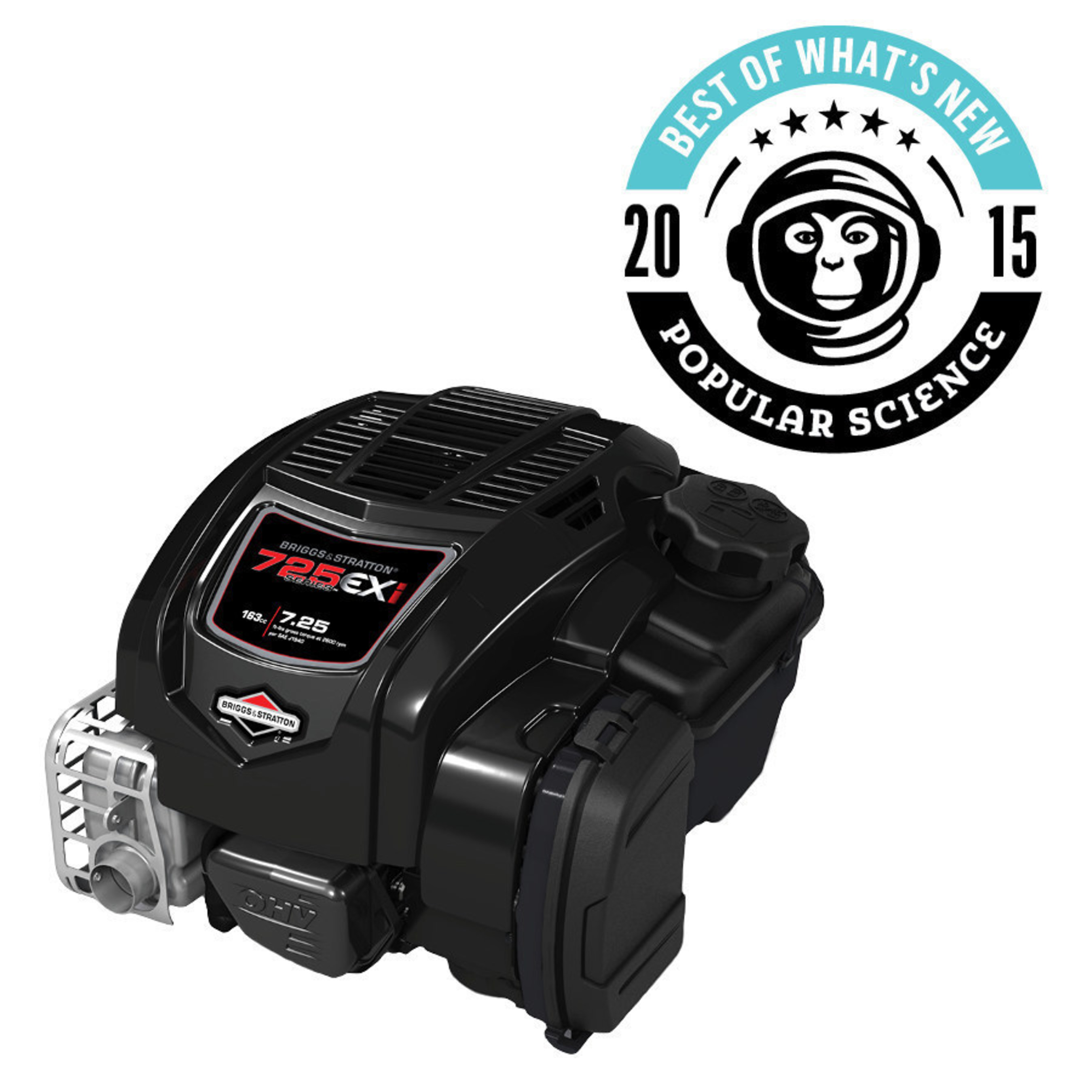 Briggs Stratton Corporation S Exi Series Engine Was Named A Home Category Winner In Por Science