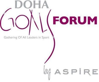 Doha GOALS logo