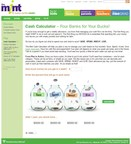 The all-new Cash Calculator on TheMint.org helps kids learn the basics when it comes to their money.