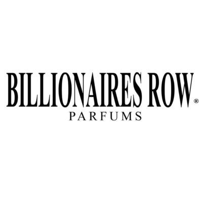 'BILLIONAIRES ROW' Parfum Logo.  (PRNewsFoto/Billionaires Row)