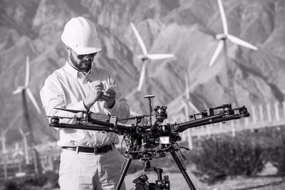 Chapman Aerospace's Founder and President Justin Chapman has worked with drones and unmanned aerial systems (UAS) for 18 years.