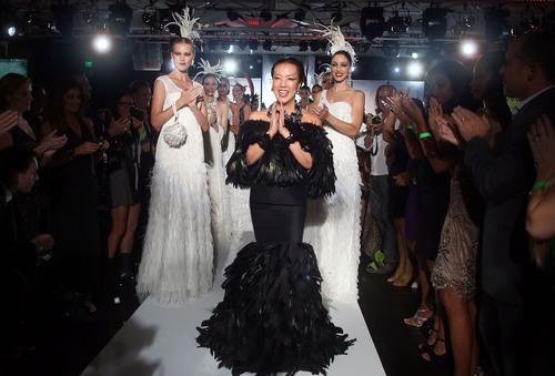 Sue Wong Unveils 'Spring Transcendent'