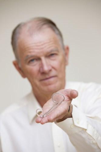 Richard Wylie, Founder of Tyna International Limited (PRNewsFoto/Tyna International Limited)