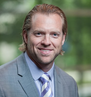 Blackbaud's President of Healthcare Solutions group, Russ Cobb