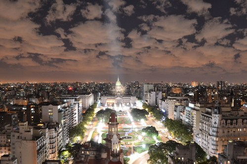 Art Basel Cities. Courtesy of the City of Buenos Aires. (PRNewsFoto/Art Basel)