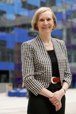 Prof. Mary Ritter OBE, Chief Executive Officer of the EU's main climate innovation initiative, Climate-KIC