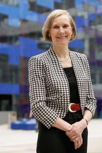 Prof. Mary Ritter OBE, Chief Executive Officer of the EU's main climate innovation initiative, Climate-KIC ...