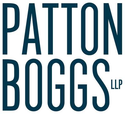Logo.  (PRNewsFoto/Patton Boggs LLP)
