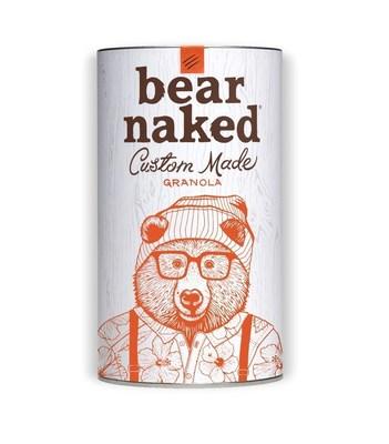 Bear Naked Custom Made Granola Powered by IBM Chef Watson
