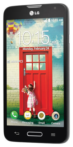 LG Optimus L70, now available on MetroPCS (PRNewsFoto/LG Electronics MobileComm USA) (PRNewsFoto/LG Electronics MobileComm USA)