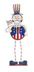 Uncle Sam lawn ornament