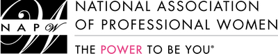 National Association of Professional Women (NAPW) Logo (PRNewsFoto/NAPW)